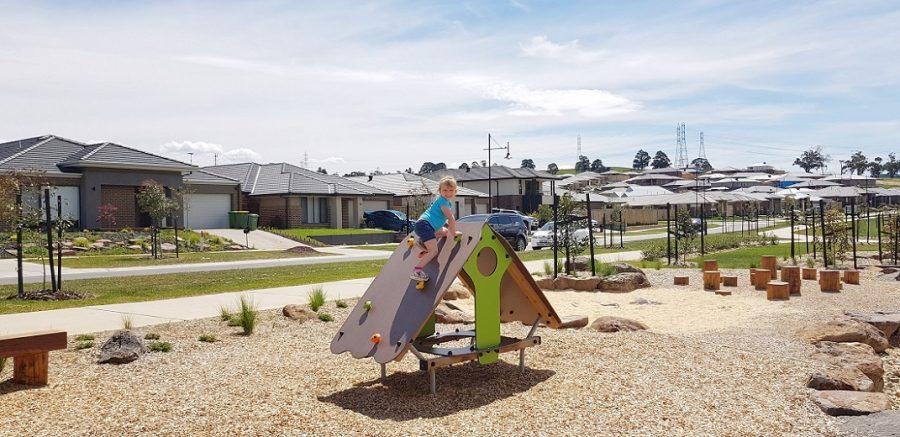 VIC – Cardinia Views Estate Stage 3 Playground