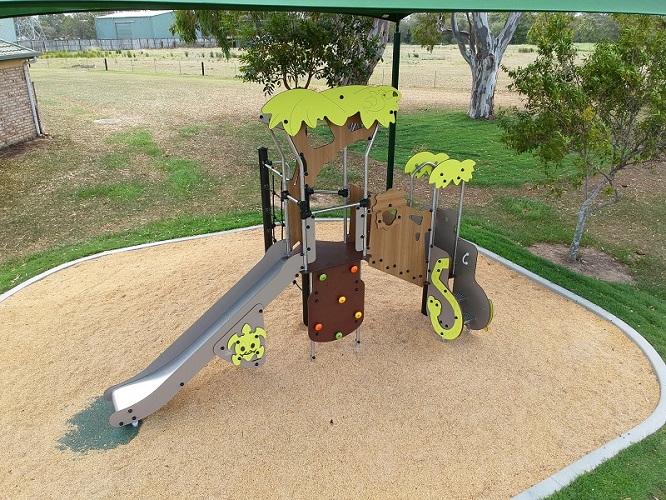 QLD – Cassia Place Park Playground