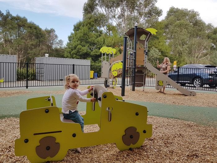 VIC – CityLife Church Children's Play Area