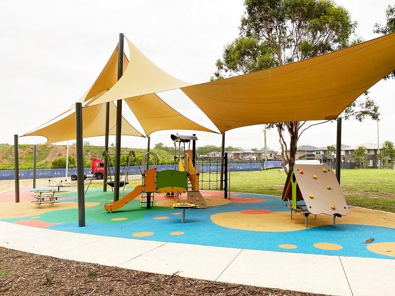 NSW – Clermont Park Playground