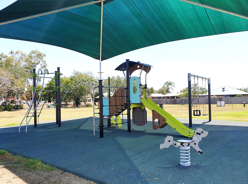 QLD – Col Campbell Park Playground