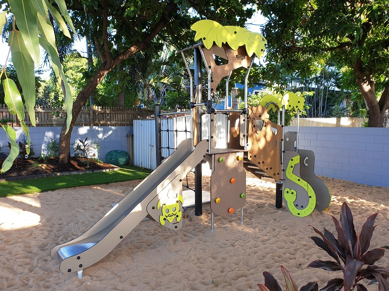 QLD – Community Kids Heatley Early Education Centre Playground
