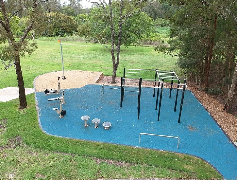 QLD – Conondale Park Outdoor Gym