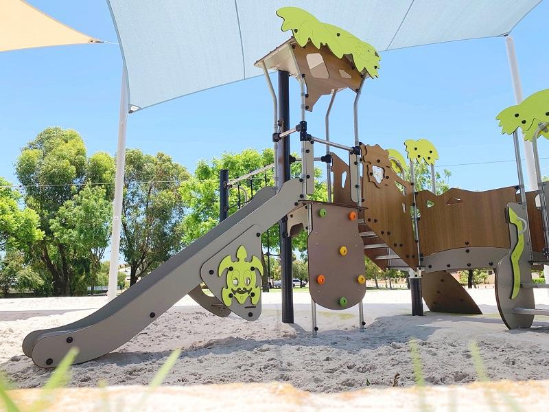 WA – Covent Park Playground, Pearsall