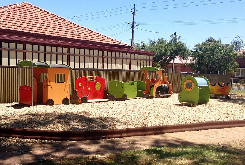 SA – Crozier Reserve Playground