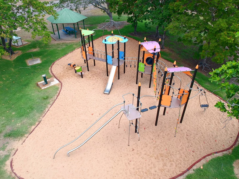 QLD – Culgoa Street Park Playground