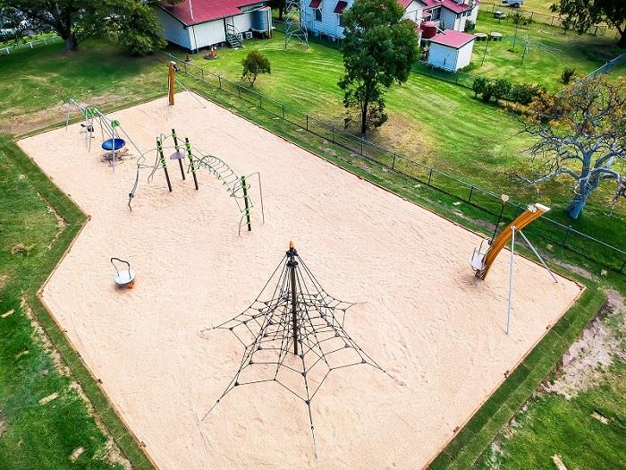 QLD – Boston Park Playground