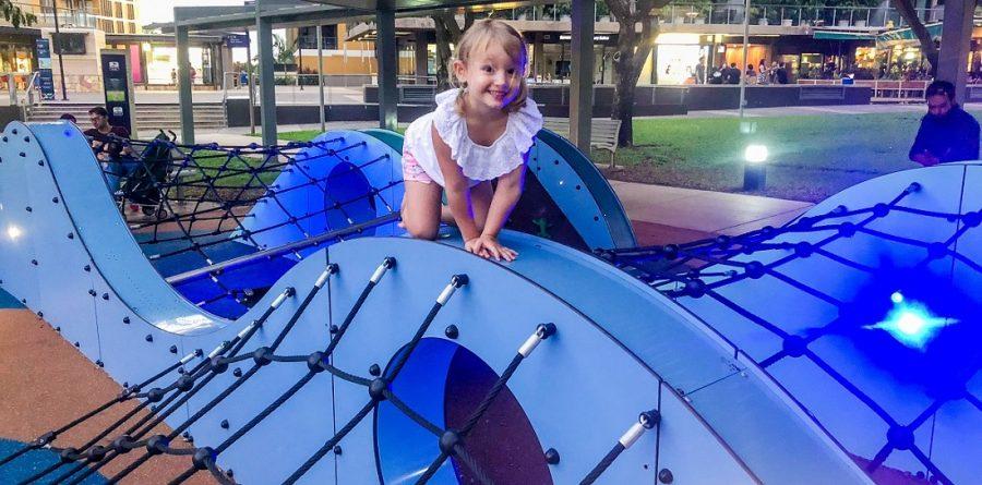 NT – Darwin Waterfront Playground