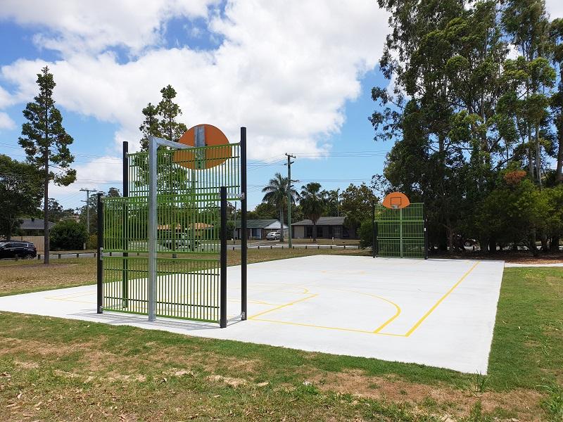QLD – David Parr Park Sport Walls