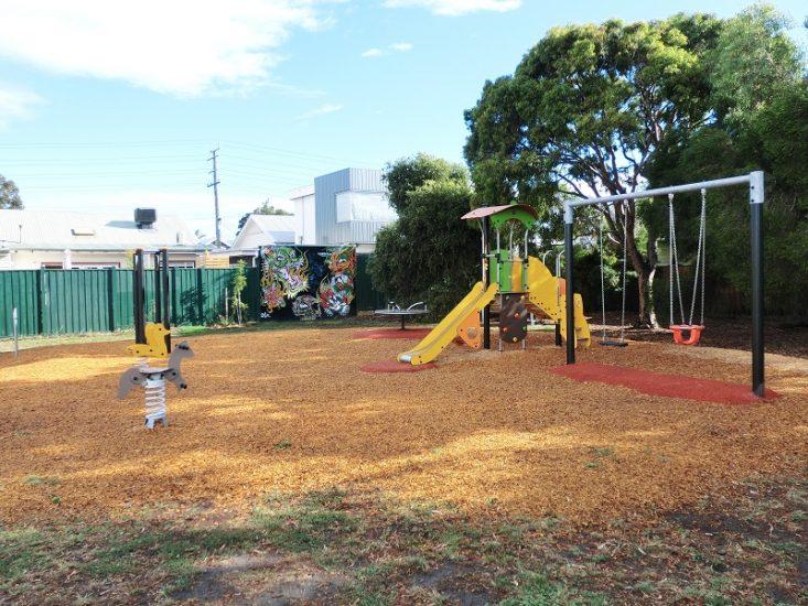 VIC – Derby Reserve Playground