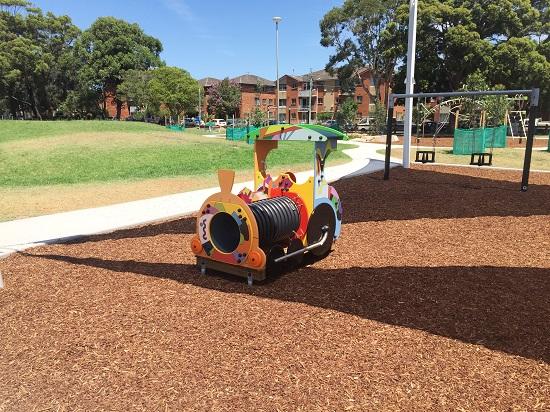 NSW – Eastlakes Reserve Playground