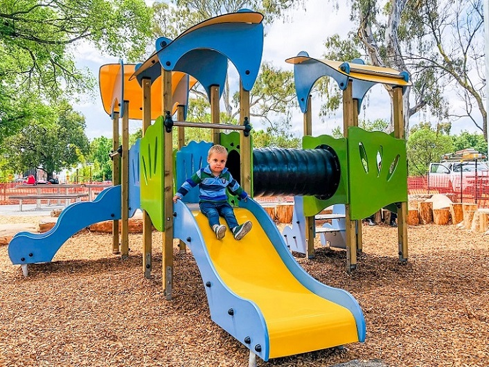 VIC – Edinburgh Gardens Playground