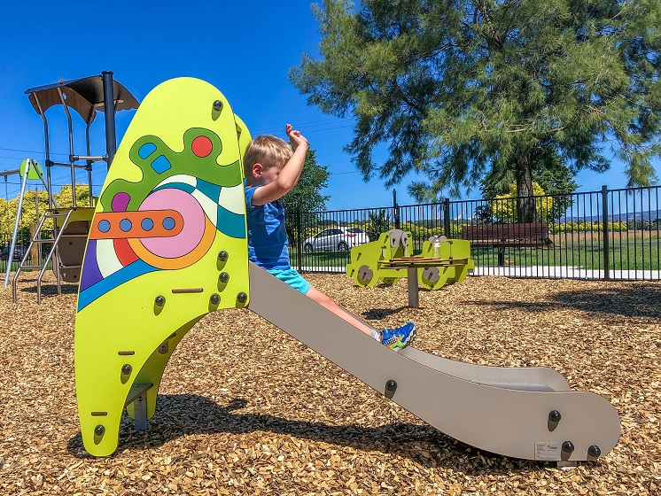 VIC – Eric Taylor Reserve Playground