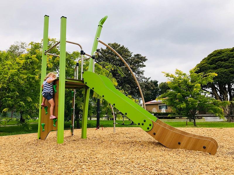 VIC – Essex Park Community Place Playground