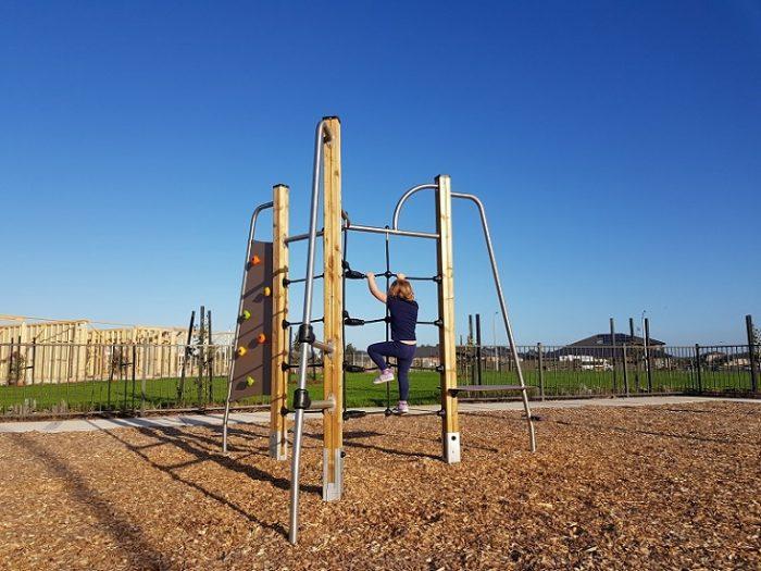 VIC – Evans Road Playground