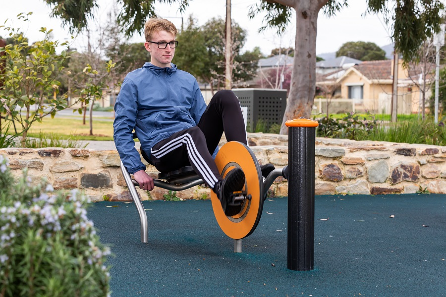 SA – Felixstow Reserve Outdoor Fitness Stations