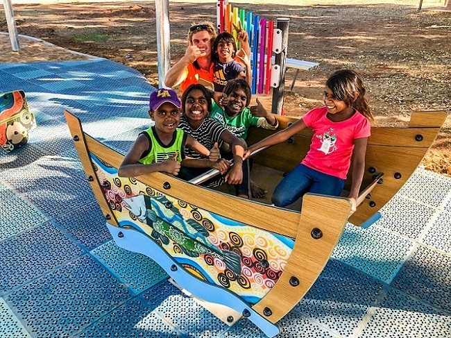 WA – Fitzroy Crossing Playground