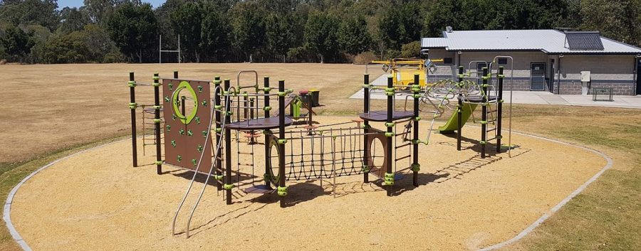 QLD – Forest Lake Sports Field Playground
