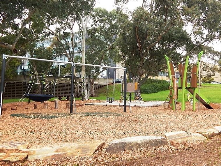 SA – Francis Reserve Playspace