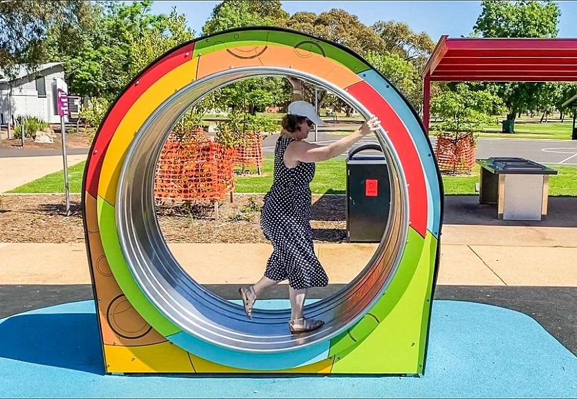 SA – Fremont Park stage 2 Playground, Elizabeth Park