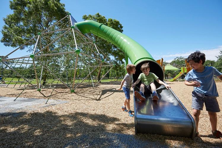 VIC – Barkly Gardens Adventure Playground