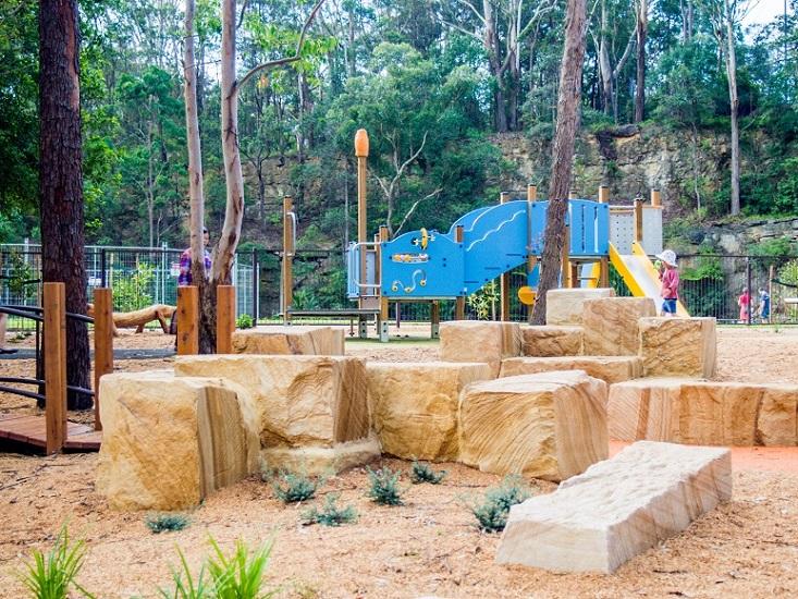 NSW – Golden Grove Inclusive Playground
