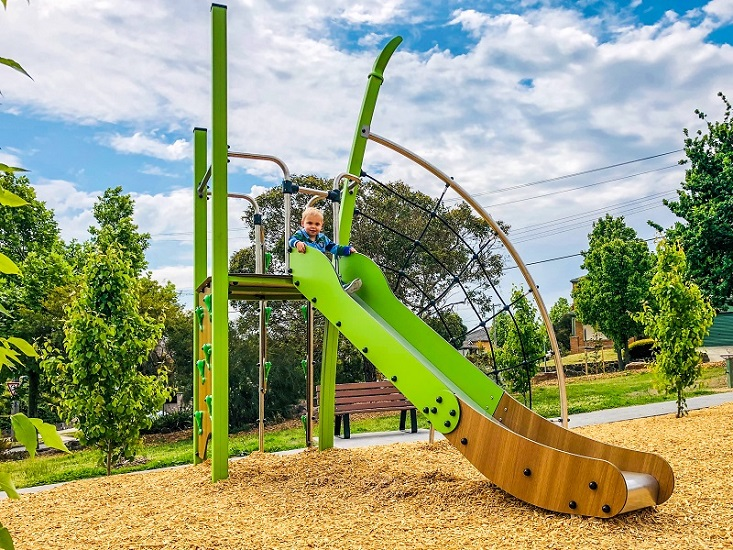 VIC- Grant Olson Reserve Playground