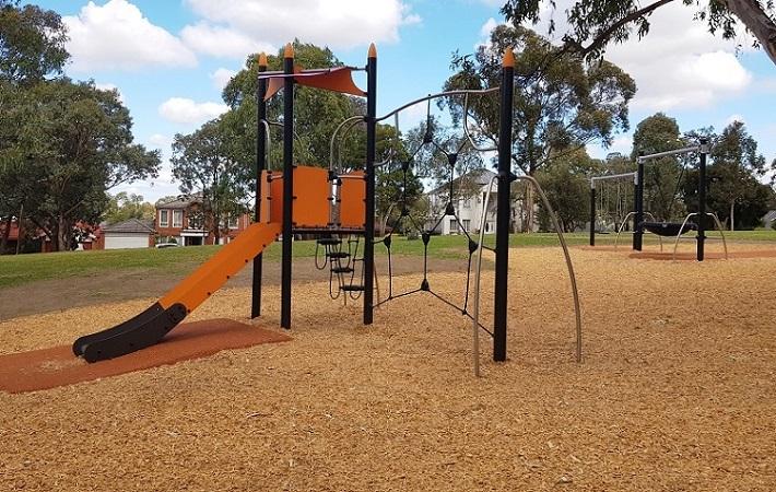 VIC – Gresswell Grange Playground