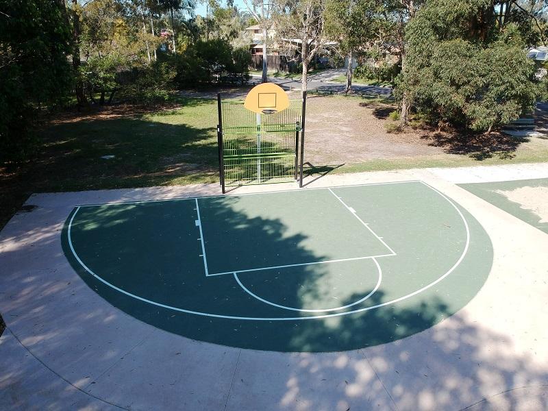 QLD – Gundagai Drive Park Sport Wall