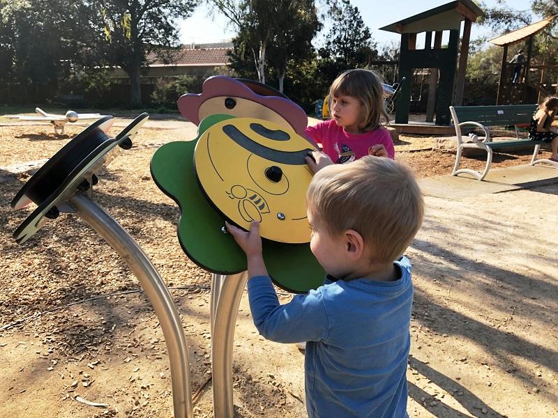 VIC – Gypsy Village Park Playground