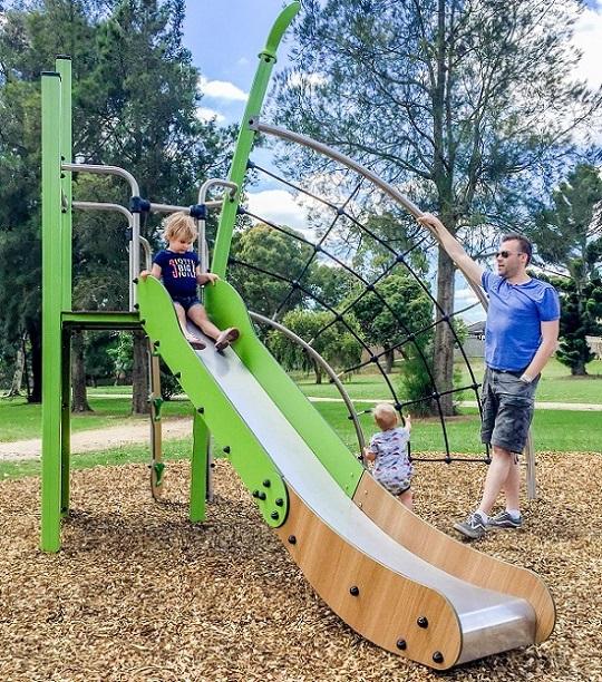 VIC – HG Stoddart Reserve Playground