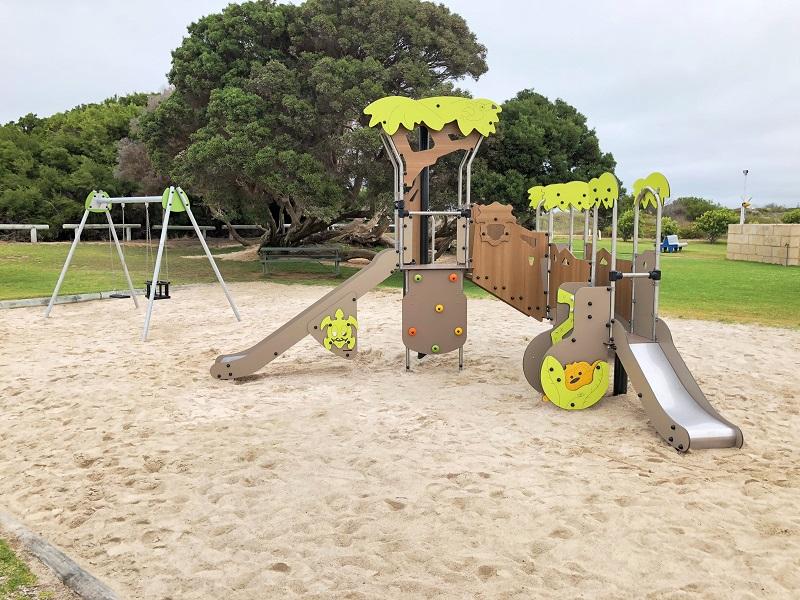 WA – Harold Park Playground
