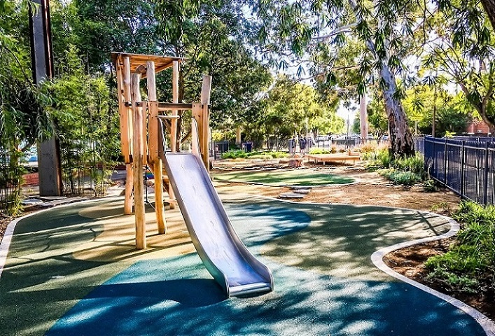 SA – Haslop Reserve Playspace