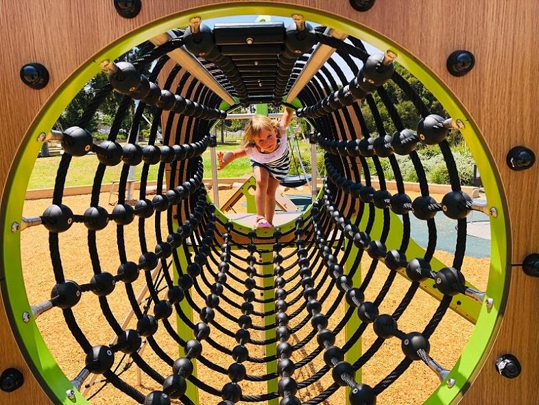 VIC – Hidden Grove Reserve (Pencil Park Playground)