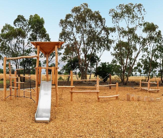 VIC – Pioneer Park Playground