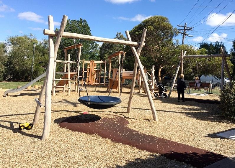 VIC – Turner Reserve Playground