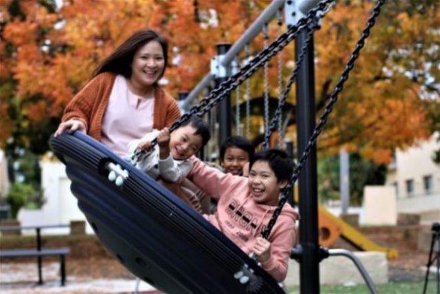 NSW – Irving Street Playground
