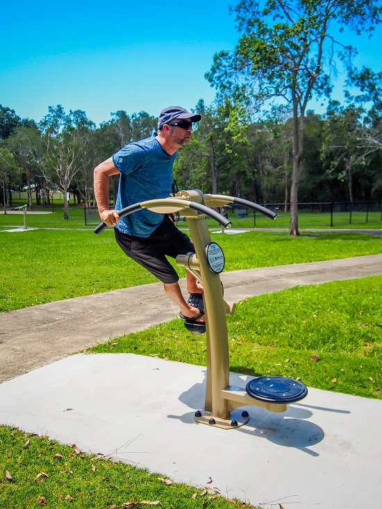 QLD – Jack Pyle Park Outdoor Fitness, Brisbane