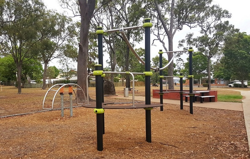 QLD – Jaycee Park Playground