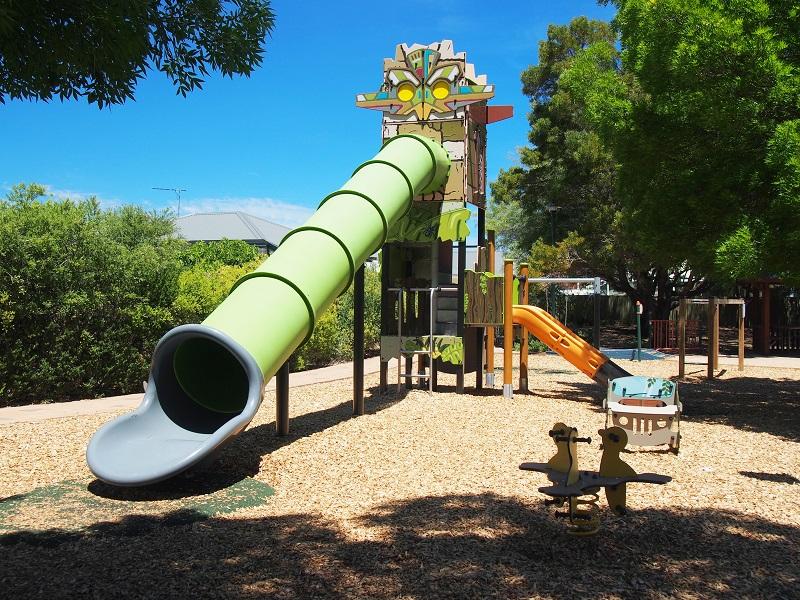 SA – Jubilee Park Amazone Play Tower