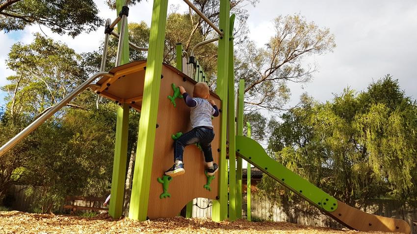 VIC – Jubilee Street Reserve, Nunawading Playground