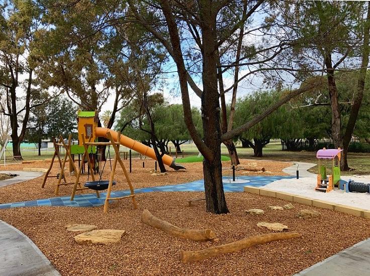 WA – Kelly Park Playground