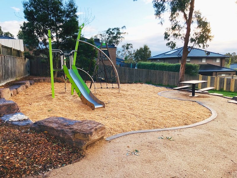 VIC – Kerry Anne Reserve North Playground