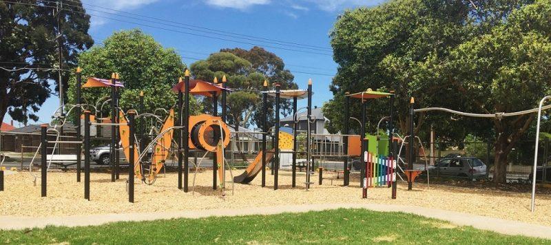 SA – Kesmond Reserve Playground