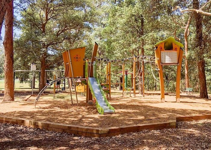 NSW – Killara Park Playground
