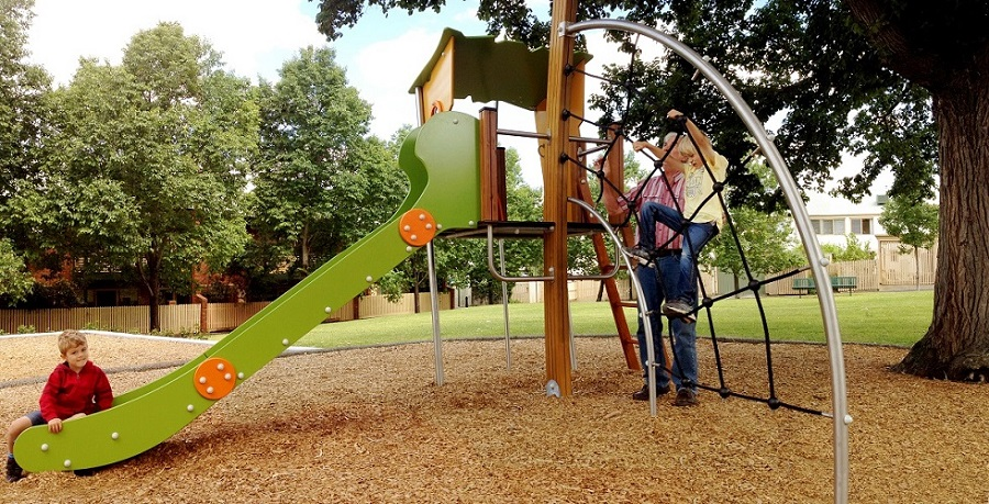 VIC – Liddy Street Playground