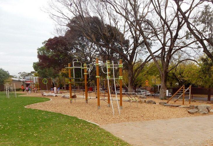 SA – Linden Park Primary School Playground