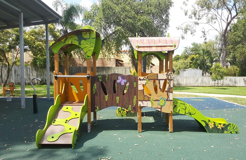 QLD – Lions Park Moranbah Playground