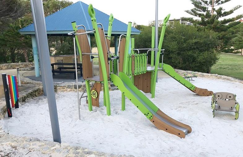WA – Longfin Park Playground