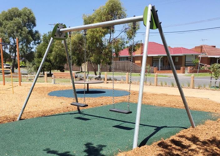 VIC – Ludeman Reserve Playground